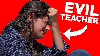 Download r/Prorevenge - Student DESTROYS Evil Teacher! Video