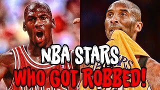 Download 10 NBA Stars Who Got ROBBED From Winning The MVP! Video