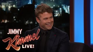Download Luke Hemsworth Makes Brothers Chris and Liam Cry Video