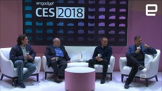 Download Perfect Strangedroids: How humans will learn to love the robots of tomorrow CES 2018 Video