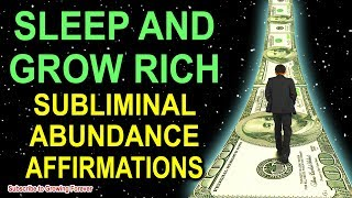 Download Subliminal ABUNDANCE Affirmations while you SLEEP! Program Your Mind Power for WEALTH & PROSPERITY!! Video