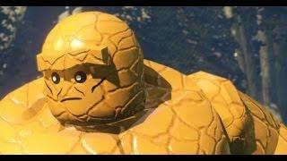Download LEGO Marvel Super Heroes 100% Walkthrough Part 12 - Rapturous Rise (Mystique Boss Fight) Video