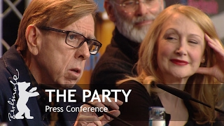 Download The Party | Press Conference Highlights | Berlinale 2017 Video