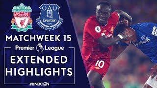 Download Liverpool v. Everton | PREMIER LEAGUE HIGHLIGHTS | 12/04/19 | NBC Sports Video