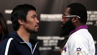 Download Manny Pacquiao vs. Adrien Broner FIGHT PREVIEW! Plus Manny SPEAKS OUT On Floyd REMATCH!! Video