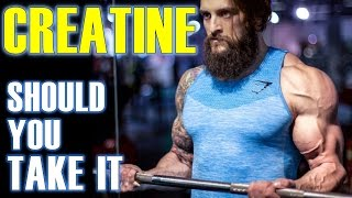 Download SIMPLE TRUTH: SHOULD YOU TAKE CREATINE & WHICH IS BEST - Side Effects | Lex Fitness Video