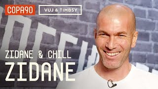 Download Chatting To A Football God | Zidane & Chill Video