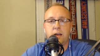Download Cincinnati Soccer Talk LIVE - Episode 92   FC Cincinnati's Forrest Lasso Video