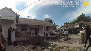 Download San Leandro police release body-cam footage from fatal June shooting Video