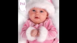 Download Cute Baby Pictures Slideshow Video