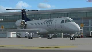 Download FSX German Airports 2 Dortmund ERJ145 Video