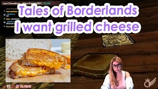 Download Tales of Borderlands made me make a Grilled Cheese Sammich! Video