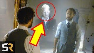 Download 10 Hidden Details You Missed In Fantastic Beasts: The Crimes Of Grindelwald Video