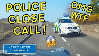 Download UK Dash Cameras - Compilation 19 - 2019 Bad Drivers, Crashes + Close Calls Video