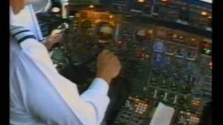 Download Concorde-From the cockpit, Take-off and landing. Video
