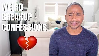 Download TOP 40 WEIRD Breakup Confessions | Alonzo Lerone Video