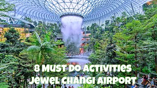 Download Jewel Changi Airport Review : 8 Must Do Activities Video