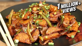 Download Chilli Potatoes Recipe | Easy To Make Starter/Appetizer Recipe | The Bombay Chef - Varun Inamdar Video