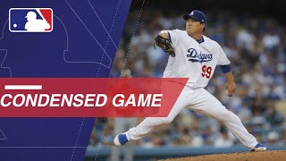 Download Condensed Game: WSH@LAD - 4/21/18 Video