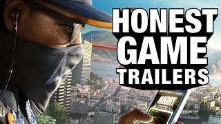 Download WATCH DOGS 2 (Honest Game Trailers) Video