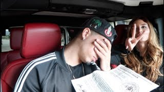 Download TELLING MY BOYFRIEND IM GETTING DEPORTED PRANK!!! Video