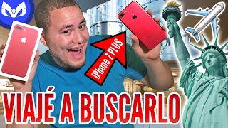 Download FUI A NEW YORK A COMPRAR iPhone 7 PLUS (RED) Video