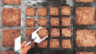 Download Here's why Wendy's burger patties are square Video