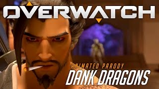 Download Overwatch Animated Short | Dank Dragons Video