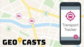 Download Transport Tracker Solution for Google Maps - Geocasts Video