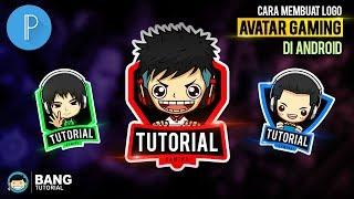 Download Cara Membuat Logo Avatar Gaming di Hp Android   PIXELLAB TUTORIAL #4 Video