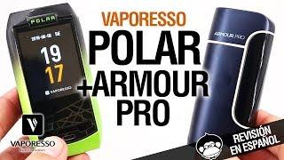 Download Vaporesso POLAR 220 & ARMOUR PRO 80 / What Else? / revisión Video