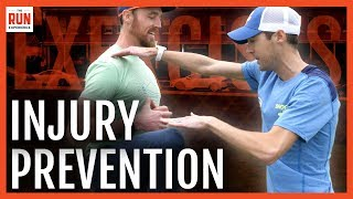 Download Injury Prevention Exercises for Runners from 3x Olympian Dathan Ritzenhein Video