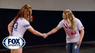 Download Ronda Rousey surprised by coaching change - TUF 18 Video