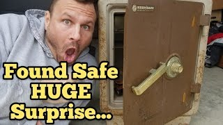 Download FOUND HUGE SAFE I Bought Abandoned Storage Unit Locker / Opening Mystery Boxes Storage Wars Auction Video