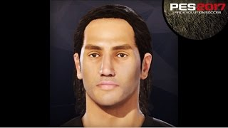 Download Alessandro Nesta Face Build PES 2017 - PS4 Video