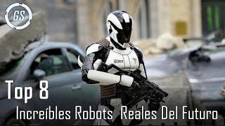Download Top 8 Increíbles Robots Más Avanzados Del Mundo Video