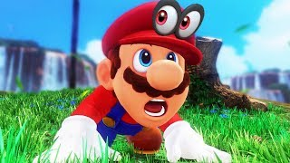 Download HATS OFF TO YOU | Super Mario Odyssey - Part 1 Video