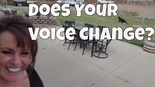 Download ~Does Your Voice Change??? Video