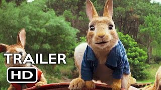 Download Peter Rabbit Official Trailer #3 (2018) Margot Robbie, Daisy Ridley Animated Movie HD Video