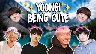 Download Suga being cute Video