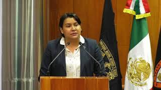 Download Discurso de la Dra Perla Gómez en la Inauguración Competencia Universitaria DH Sergio García Video