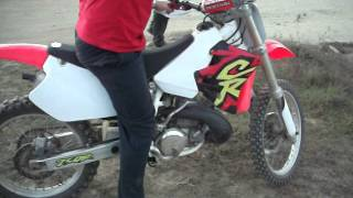 Download Honda CR 250 1996 by zz83team.AVI Video