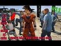 Download Goku Chở Ghệ Đi Tắm Biển Bị Giang Hồ Chém Tức Giận Hủy Diệt Thành Phố | Big Bang | GTA 5 Mod -Tập 11 Video