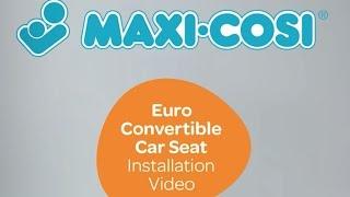 Download Maxi-Cosi Euro ISOGO Installation Video