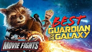 Download Who's The Best Guardian of The Galaxy? - MOVIE FIGHTS!! Video