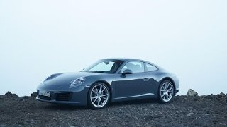 Download Porsche's new 911 does more with less Video