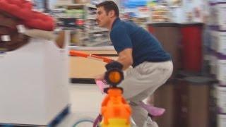 Download Walmart Warfare! - Fully loaded version Video