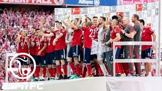 Download Bayern Munich's Arjen Robben isn't happy about how championships are celebrated in Germany | ESPN FC Video