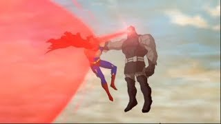 Download Superman vs Darkseid Video