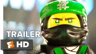 Download The Lego Ninjago Movie Comic-Con Trailer (2017) | Movieclips Trailers Video